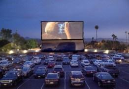 Após 5 meses sem cinemas, João Pessoa recebe exibições de filmes em 'drive-in'