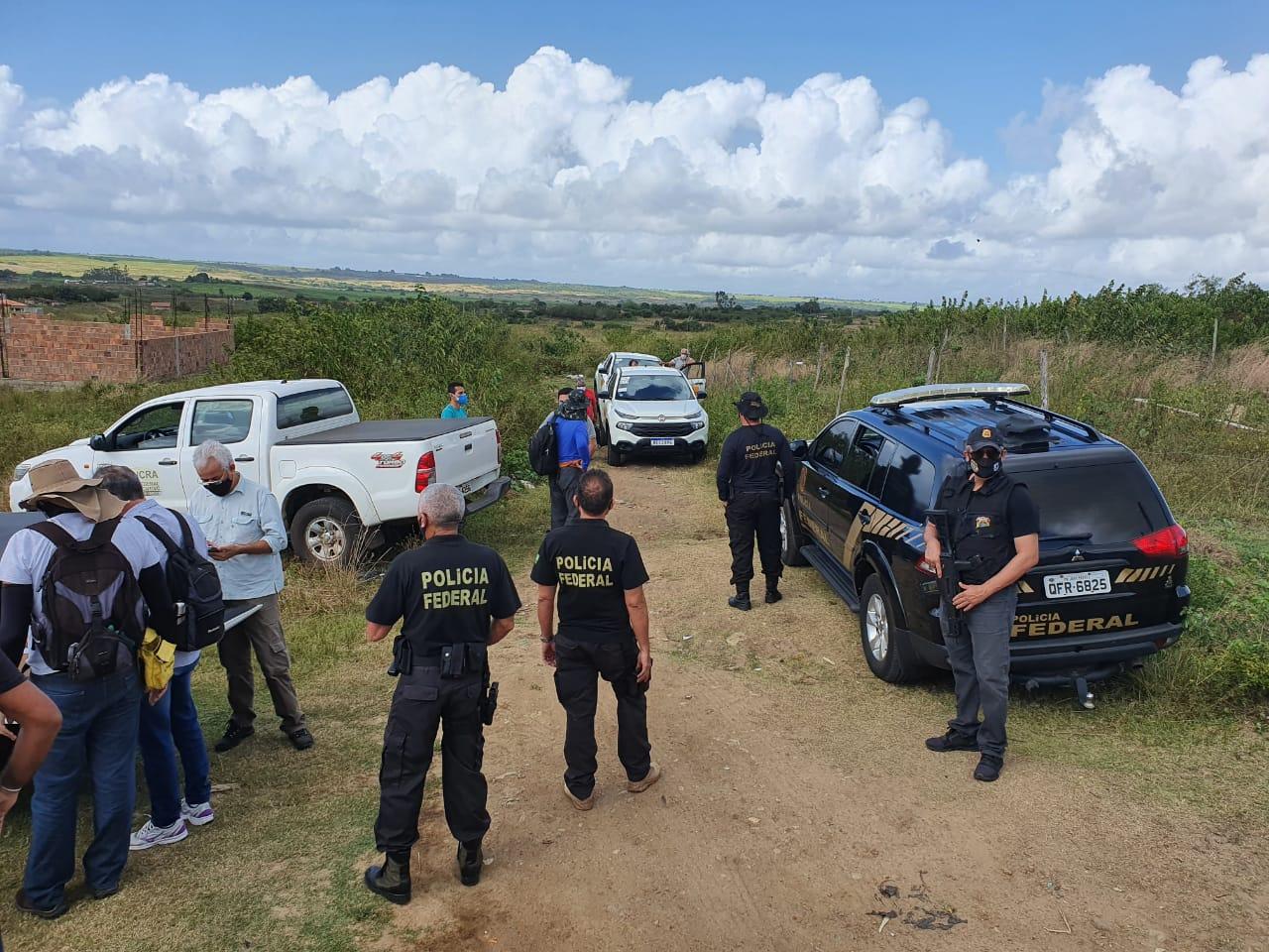 eba92f58 6e7b 4bef 9d85 9abb328bace5 - Incra/PB, Policia Federal e MPF realizam ação para coibir venda de lotes da reforma agrária - VEJA VÍDEO