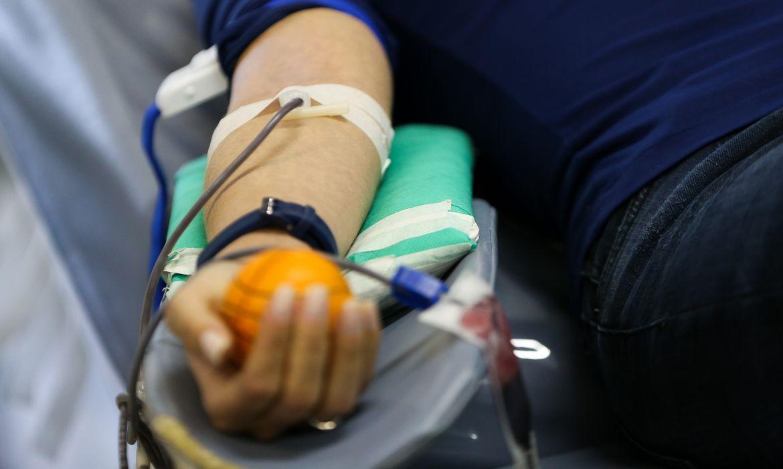 exame 1 - DIÁRIO OFICIAL: Lei que prevê testagem obrigatória em doadores de sangue na Paraíba é alterada
