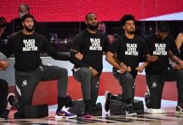 JOGO CANCELADO: LeBron e outros atletas apoiam boicote na NBA após novo caso de racismo