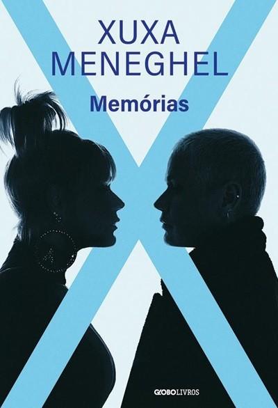 globo livros - Veja capa do livro de memórias que Xuxa lançará este ano
