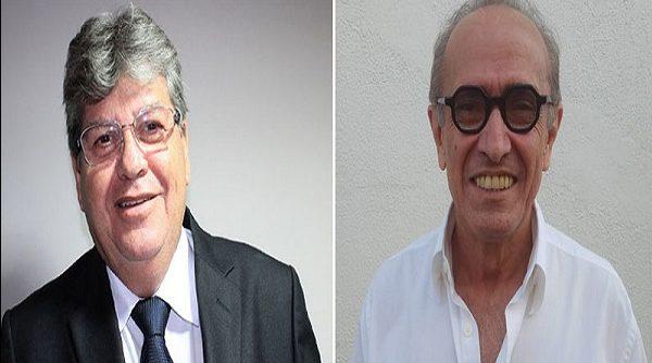 joao cicero e1597886091530 - ELEIÇÕES 2020: João Azevêdo deve anunciar apoio a Cicero Lucena e indicar vice