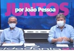 Governador João Azevêdo anuncia apoio à pré-candidatura de Cícero Lucena – VEJA VÍDEO