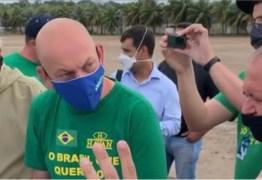 TRATAMENTO PRECOCE FALHOU: Empresário bolsonarista Luciano Hang testa positivo para Covid-19 e está internado em SP