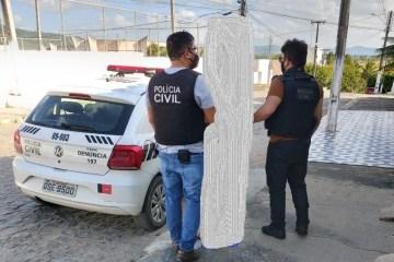 polícia civil gurinhem e1597758302992 - PRESOS EM FLAGRANTE: Polícia Civil realiza duas prisões e desarticula tráfico de drogas em Gurinhém