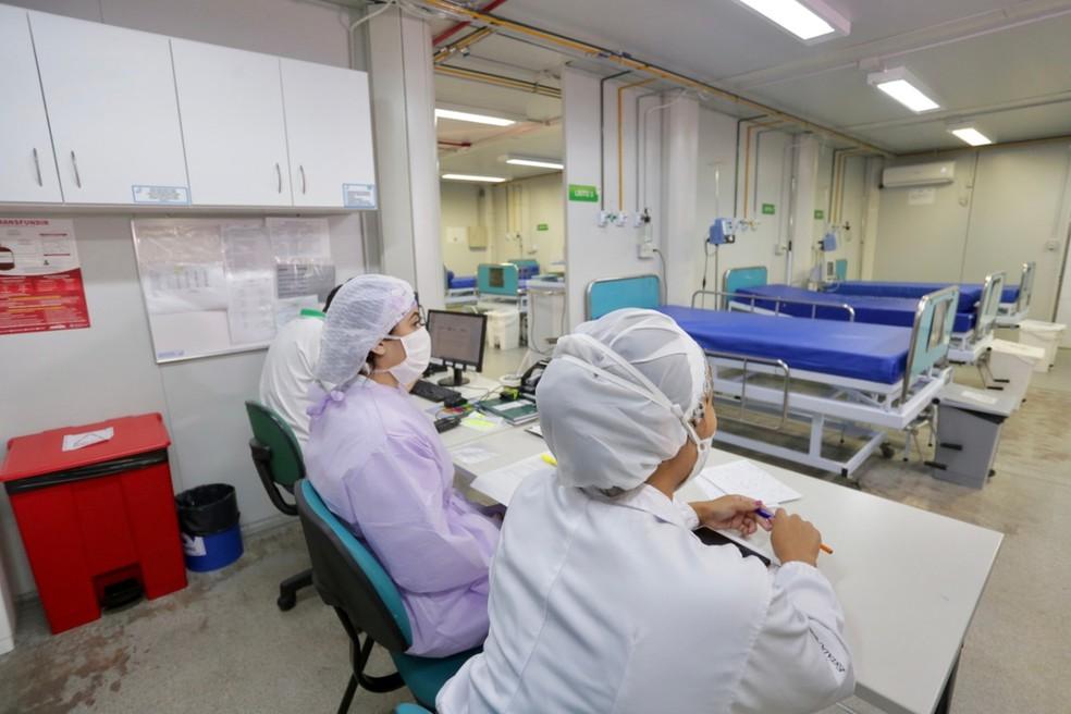 profissionais saude - Governo do Estado publica 9ª convocação de profissionais de saúde para atuar no combate à Covid-19