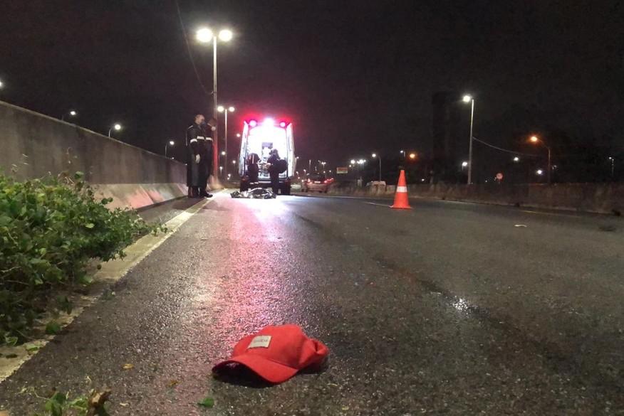 samu atropelamento t5 - Motorista atropela bombeiro após supostamente sair de evento político na PB