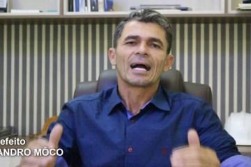 sandro moco 1 - OPERAÇÃO RENT A CAR: Prefeito de Camalaú é afastado do cargo, suspeito de desvio de verba pública