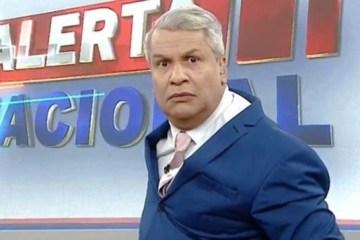Sikera Jr. é detonado nas redes sociais após atacar Xuxa no Alerta Nacional; VEJA VÍDEO