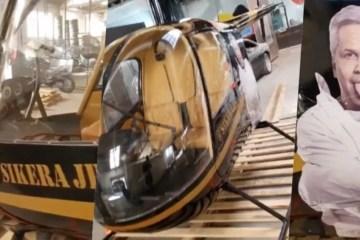 sikera - VIDA DE LUXO: Sikêra Júnior surpreende seguidores após compra de helicóptero