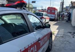 Suspeito de esfaquear ex-companheira em João Pessoa é preso em Mamanguape