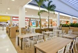 PMJP autoriza reabertura das praças de alimentação de shoppings centers a partir de quinta-feira (06)