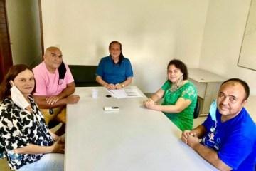 Vereadora Luciene Gomes recebe apoio de Hervázio Bezerra na disputa pela prefeitura de Bayeux