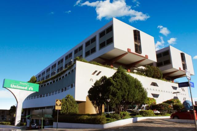 1396633534319 hospital unimed - Unimed JP desativa unidade de triagem externa, reforça cuidados com segurança