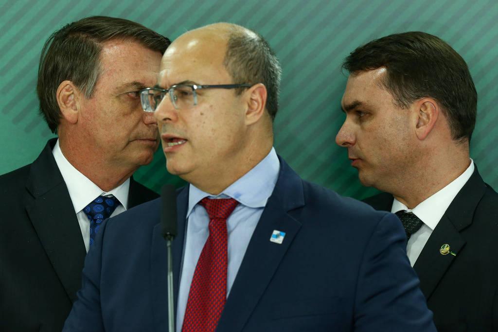 15989236035f4da353a5463 1598923603 3x2 lg - Planalto pressiona STJ a derrotar Witzel e aposta em vice para blindar família Bolsonaro