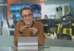 Após 'fora Bolsonaro' Ao vivo, programa debate ato político: 'E se fosse Globo lixo?'