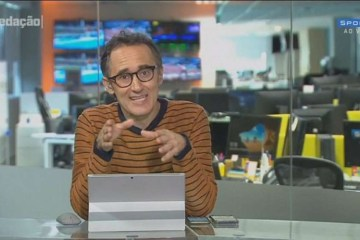 5efa3322c60d2 - Após 'fora Bolsonaro' Ao vivo, programa debate ato político: 'E se fosse Globo lixo?'