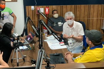 ELEIÇÕES 2020: Ricardo Coutinho concede entrevista à Rádio Valentina – ASSISTA A LIVE