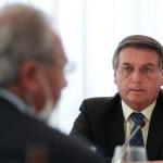 Bolsonaro e Guedes 01.09.2020 Agência Brasil - Após vazamentos, Bolsonaro acha que secretários de Guedes são infiltrados do PT