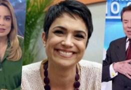 SBT quer Sandra Annenberg no lugar de Rachel Sheherazade