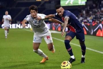 """Neymar chama atleta japonês do Olympique de """"chinês de merda"""", diz rádio"""