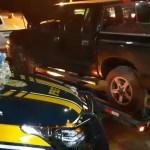 Casal com droga no carro - Casal é preso na PB com 12kg de maconha e 4kg de cocaína; VEJA VÍDEO