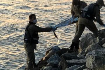 Dique - Bombeiros encontram corpo de homem nas pedras do dique de Cabedelo