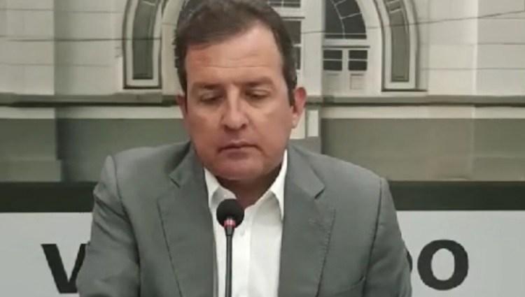 Fábio Tyrone 2020 - 'EMBARGOS NÃO CONHECIDOS': STF publica 'trânsito em julgado' e prefeito Fábio Tyrone pode se tornar inelegível; entenda