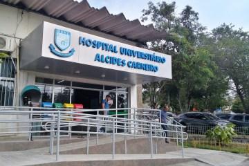 Fachada HUAC 6 1 - UFCG divulga edital para residência médica no HUAC