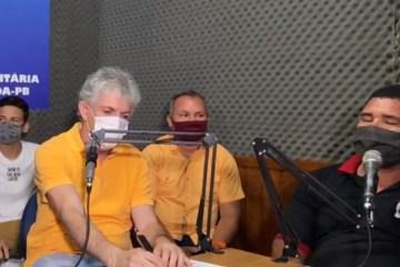 Ricardo Coutinho 1 - Candidatura de Ricardo a prefeito pelo PT acabou virando um pesadelo