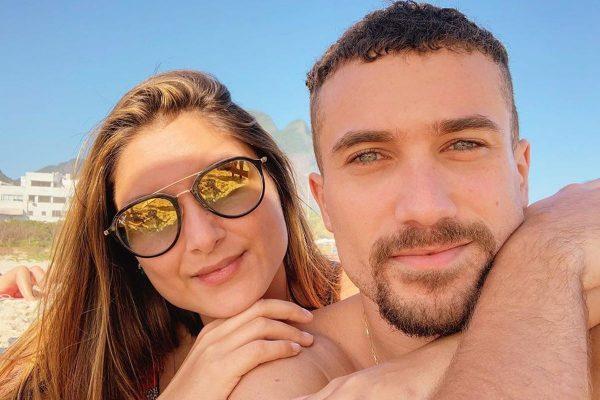 Ricardo Viana e a esposa4 600x400 1 - Ator Ricardo Viana assume ter agredido a esposa, mas alega que agressão foi mútua