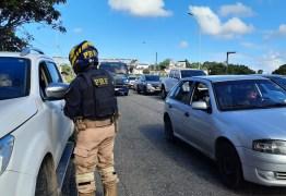 Polícia Rodoviária Federal na Paraíba intensifica fiscalização para coibir o trânsito de veículos pelo acostamento