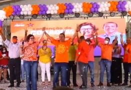 Márcia Lucena lança oficialmente candidatura a reeleição à prefeitura do Conde, pelo PSB