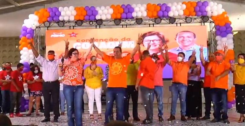 WhatsApp Image 2020 09 13 at 17.36.31 - Márcia Lucena lança oficialmente candidatura a reeleição à prefeitura do Conde, pelo PSB
