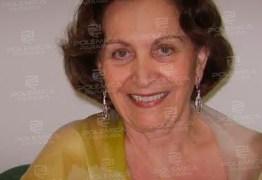 PELA PRIMEIRA VEZ DIRIGIDA POR UMA MULHER: Ângela Bezerra é a nova presidente da Academia Paraibana de Letras