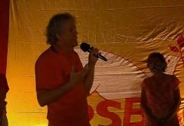 'Ninguém se perde na volta': Ricardo Coutinho confirma candidatura à PMJP em convenção do PSB