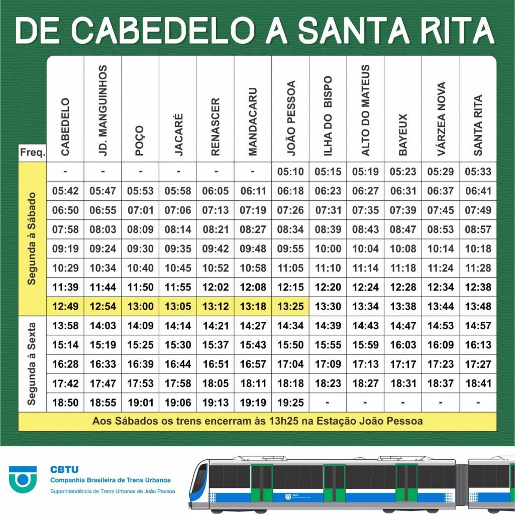 WhatsApp Image 2020 09 18 at 09.18.43 1 - CBTU João Pessoa implanta nova grade horária nesta segunda (21)