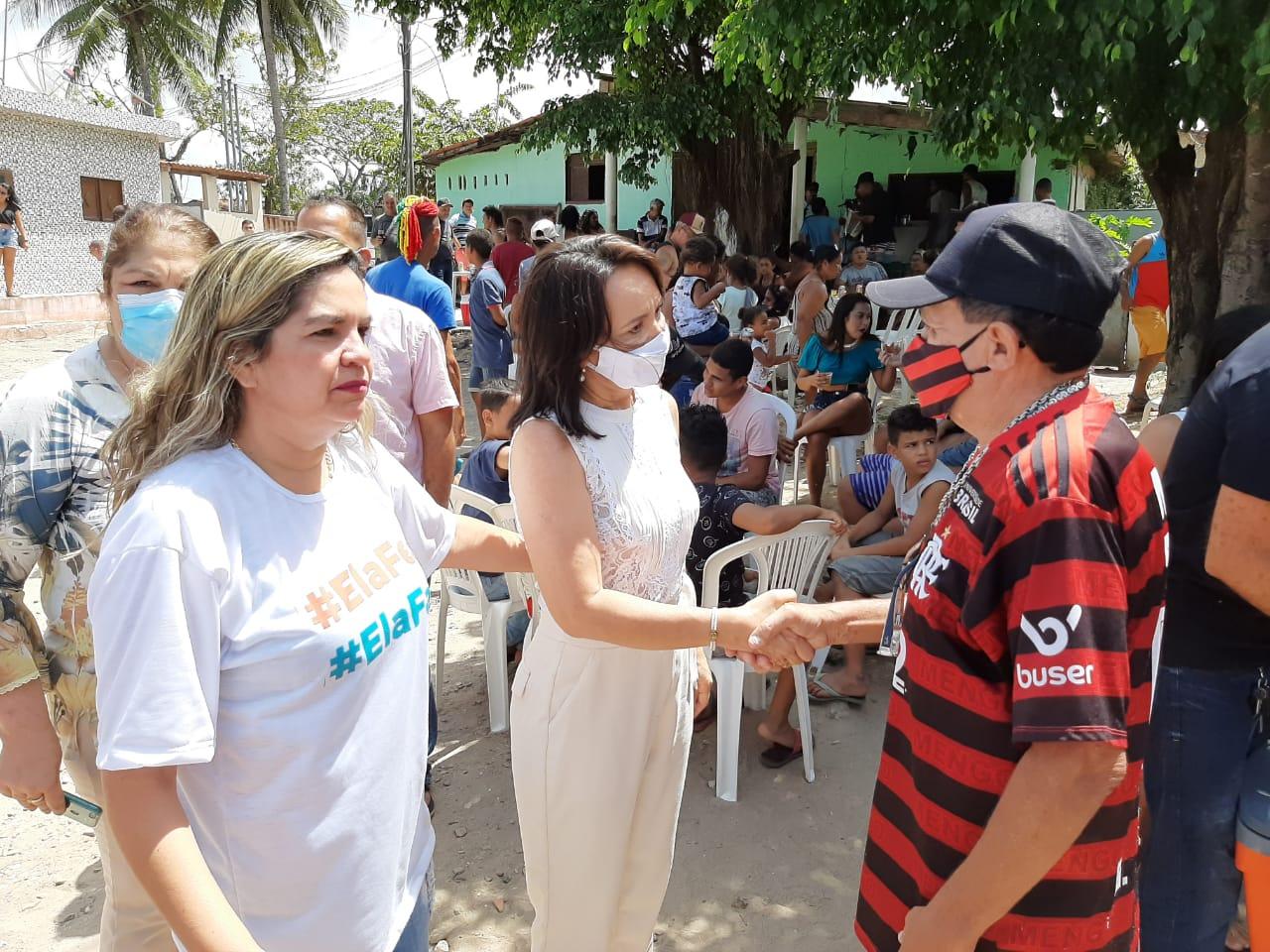 WhatsApp Image 2020 09 21 at 11.32.26 - Edilma Freire defende fortalecimento dos bairros e comunidades