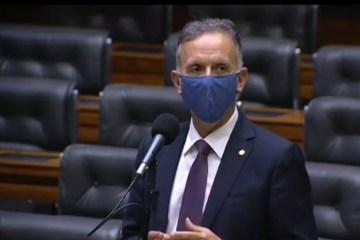 """WhatsApp Image 2020 09 23 at 12.26.59 - """"A Reforma Tributária não deve servir ao setor A ou B, deve servir ao Brasil"""" sentencia Aguinaldo Ribeiro"""