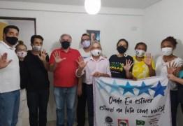 Candidatura Coletiva do PT declara apoio a Ricardo Coutinho e Antônio Barbosa