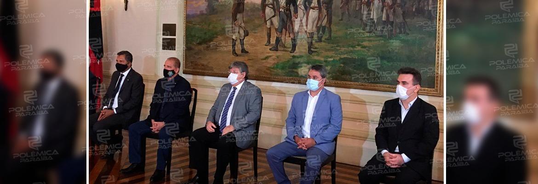 WhatsApp Image 2020 09 29 at 15.08.19 - Onyx Lorenzoni participa de coletiva com João Azevedo e diz que a Paraíba será destaque nacional na aplicação do PAA - OUÇA