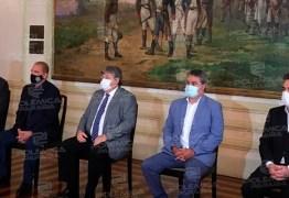 Onyx Lorenzoni participa de coletiva com João Azevedo e diz que a Paraíba será destaque nacional na aplicação do PAA – OUÇA