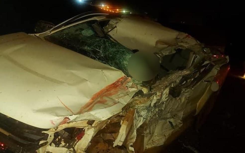 acidente - TRAGÉDIA: Compositor que escrevia músicas para sertanejos famosos morre em acidente com caminhão