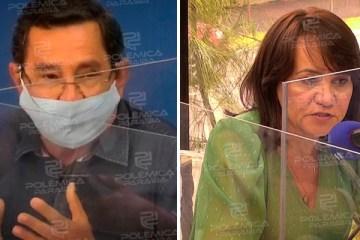 """anisio e edilma - """"Portal da Transparência não funciona"""", diz Anísio a Edilma sobre controle dos gastos públicos"""