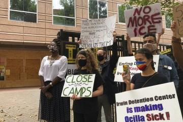 ap20259686923602 - Enfermeira denuncia que imigrantes detidas nos EUA tiveram úteros retirados em cirurgias irregulares