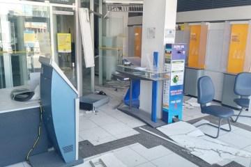 banco coremas - NO SERTÃO: Seis suspeitos de explosão à agência bancária em Coremas são mortos pela Polícia