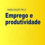 banner ministério - NA PARAÍBA: retomada da Mobilização pelo Emprego e Produtividade