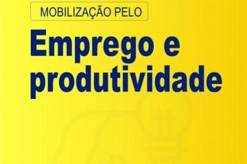 NA PARAÍBA: retomada da Mobilização pelo Emprego e Produtividade