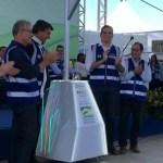 bolsonaro1809 - Bolsonaro quebra protocolo e faz deferência especial ao prefeito de Campina Grande