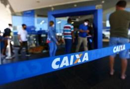 Caixa abre 11 agências na Paraíba para saques de auxílio emergencial e FGTS neste sábado
